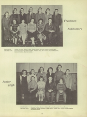 Page 17, 1950 Edition, Twin Mountain High School - Mountaineer Yearbook (Twin Mountain, NH) online yearbook collection