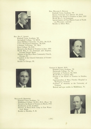 Page 14, 1947 Edition, Kimball Union Academy - Concordia Yearbook (Meriden, NH) online yearbook collection
