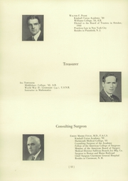 Page 16, 1947 Edition, Kimball Union Academy - Concordia Yearbook (Meriden, NH) online yearbook collection