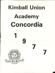 Page 5, 1977 Edition, Kimball Union Academy - Concordia Yearbook (Meriden, NH) online yearbook collection