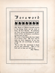Page 8, 1909 Edition, University of New Hampshire - Granite Yearbook (Durham, NH) online yearbook collection