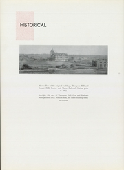 Page 14, 1939 Edition, University of New Hampshire - Granite Yearbook (Durham, NH) online yearbook collection