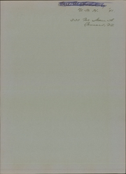 Page 3, 1939 Edition, University of New Hampshire - Granite Yearbook (Durham, NH) online yearbook collection
