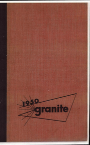 1950 Edition, University of New Hampshire - Granite Yearbook (Durham, NH)