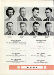 Page 100, 1950 Edition, University of New Hampshire - Granite Yearbook (Durham, NH) online yearbook collection
