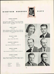 Page 101, 1950 Edition, University of New Hampshire - Granite Yearbook (Durham, NH) online yearbook collection
