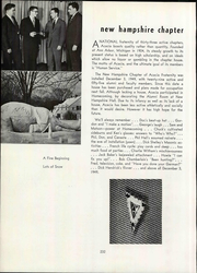 Page 238, 1950 Edition, University of New Hampshire - Granite Yearbook (Durham, NH) online yearbook collection