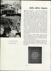 Page 242, 1950 Edition, University of New Hampshire - Granite Yearbook (Durham, NH) online yearbook collection
