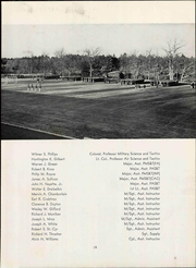 Page 25, 1950 Edition, University of New Hampshire - Granite Yearbook (Durham, NH) online yearbook collection