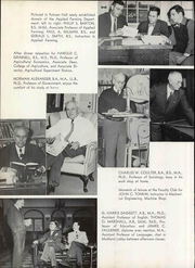 Page 26, 1950 Edition, University of New Hampshire - Granite Yearbook (Durham, NH) online yearbook collection