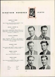 Page 75, 1950 Edition, University of New Hampshire - Granite Yearbook (Durham, NH) online yearbook collection