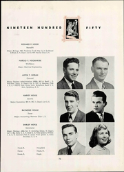 Page 79, 1950 Edition, University of New Hampshire - Granite Yearbook (Durham, NH) online yearbook collection