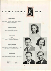 Page 81, 1950 Edition, University of New Hampshire - Granite Yearbook (Durham, NH) online yearbook collection