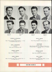 Page 84, 1950 Edition, University of New Hampshire - Granite Yearbook (Durham, NH) online yearbook collection