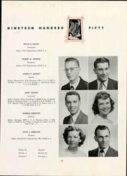 Page 85, 1950 Edition, University of New Hampshire - Granite Yearbook (Durham, NH) online yearbook collection