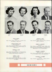 Page 90, 1950 Edition, University of New Hampshire - Granite Yearbook (Durham, NH) online yearbook collection