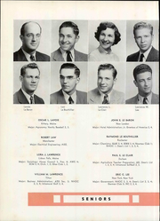 Page 92, 1950 Edition, University of New Hampshire - Granite Yearbook (Durham, NH) online yearbook collection