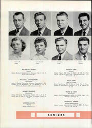 Page 94, 1950 Edition, University of New Hampshire - Granite Yearbook (Durham, NH) online yearbook collection