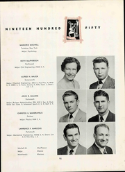 Page 97, 1950 Edition, University of New Hampshire - Granite Yearbook (Durham, NH) online yearbook collection