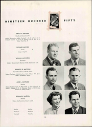 Page 99, 1950 Edition, University of New Hampshire - Granite Yearbook (Durham, NH) online yearbook collection