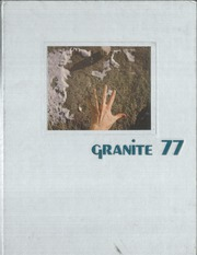 1977 Edition, University of New Hampshire - Granite Yearbook (Durham, NH)