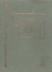 Page 1, 1934 Edition, Keene State College - Kronicle Yearbook (Keene, NH) online yearbook collection