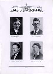 Page 16, 1934 Edition, Keene State College - Kronicle Yearbook (Keene, NH) online yearbook collection