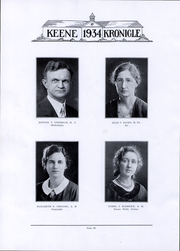 Page 17, 1934 Edition, Keene State College - Kronicle Yearbook (Keene, NH) online yearbook collection