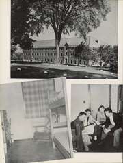 Page 10, 1951 Edition, St Anselm College - Anselmian Yearbook (Manchester, NH) online yearbook collection