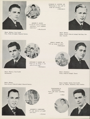 Page 12, 1951 Edition, St Anselm College - Anselmian Yearbook (Manchester, NH) online yearbook collection