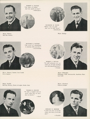 Page 15, 1951 Edition, St Anselm College - Anselmian Yearbook (Manchester, NH) online yearbook collection