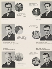 Page 16, 1951 Edition, St Anselm College - Anselmian Yearbook (Manchester, NH) online yearbook collection