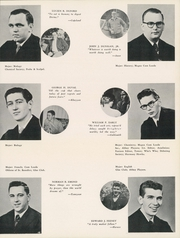 Page 17, 1951 Edition, St Anselm College - Anselmian Yearbook (Manchester, NH) online yearbook collection