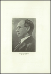 Page 11, 1925 Edition, Tilton School - Tower Yearbook (Tilton, NH) online yearbook collection