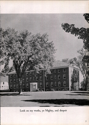 Page 11, 1951 Edition, Tilton School - Tower Yearbook (Tilton, NH) online yearbook collection