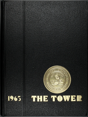 Tilton School - Tower Yearbook (Tilton, NH) online yearbook collection, 1965 Edition, Page 1