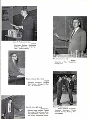 Page 11, 1965 Edition, Tilton School - Tower Yearbook (Tilton, NH) online yearbook collection