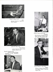 Page 12, 1965 Edition, Tilton School - Tower Yearbook (Tilton, NH) online yearbook collection