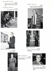 Page 15, 1965 Edition, Tilton School - Tower Yearbook (Tilton, NH) online yearbook collection