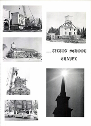 Page 9, 1965 Edition, Tilton School - Tower Yearbook (Tilton, NH) online yearbook collection