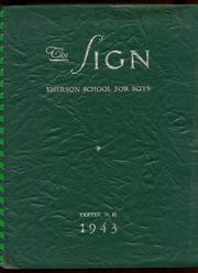 1943 Edition, Emerson School for Boys - Sign Yearbook (Exeter, NH)