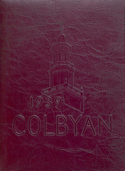 Page 1, 1939 Edition, Colby Sawyer College - Colbyan Yearbook (New London, NH) online yearbook collection