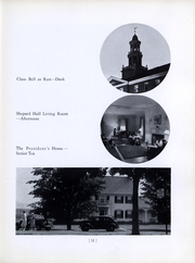 Page 12, 1939 Edition, Colby Sawyer College - Colbyan Yearbook (New London, NH) online yearbook collection