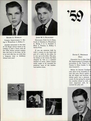Page 16, 1959 Edition, Cardigan Mountain School - Blaze Yearbook (Canaan, NH) online yearbook collection