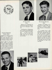 Page 17, 1959 Edition, Cardigan Mountain School - Blaze Yearbook (Canaan, NH) online yearbook collection