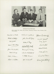 Page 12, 1952 Edition, Proctor Academy - Green Lantern Yearbook (Andover, NH) online yearbook collection