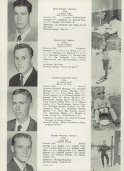 Page 14, 1952 Edition, Proctor Academy - Green Lantern Yearbook (Andover, NH) online yearbook collection