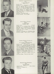 Page 15, 1952 Edition, Proctor Academy - Green Lantern Yearbook (Andover, NH) online yearbook collection