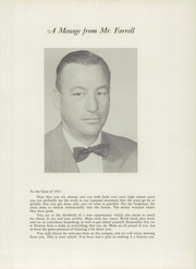 Page 9, 1952 Edition, Proctor Academy - Green Lantern Yearbook (Andover, NH) online yearbook collection