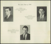 Page 16, 1944 Edition, St Pauls School - Sixth Form Yearbook (Concord, NH) online yearbook collection